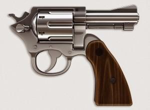 backward gun